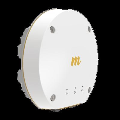 Radio Backhaul Punto-Punto MIMO 4X4:4ac, IP67, 10.0 - 11.7 GHz, Alta Velocidad hasta 1.5 Gbps, Conectorizado, Monitoreo a través de la nube.