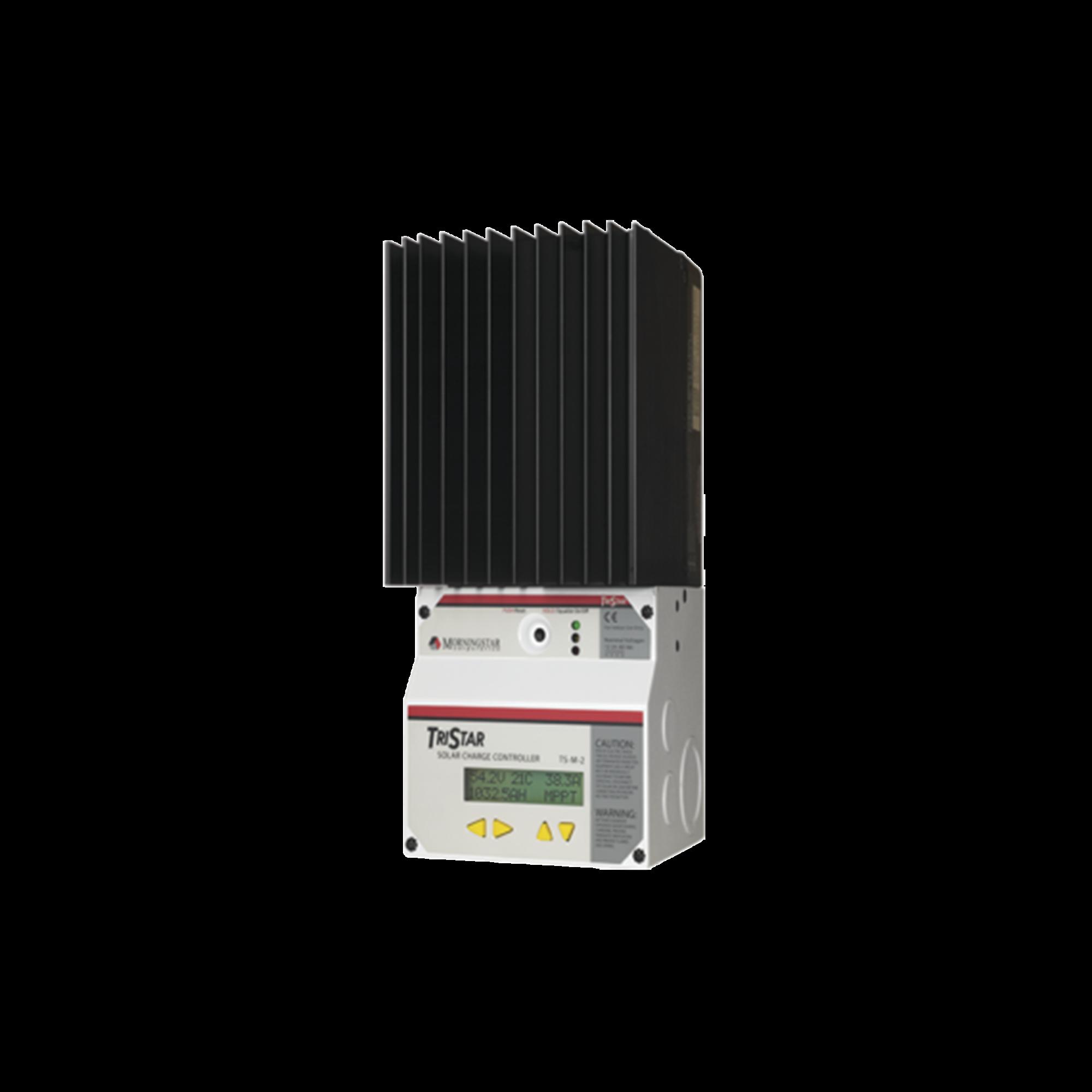 Controlador de carga MPPT de 60A con Display
