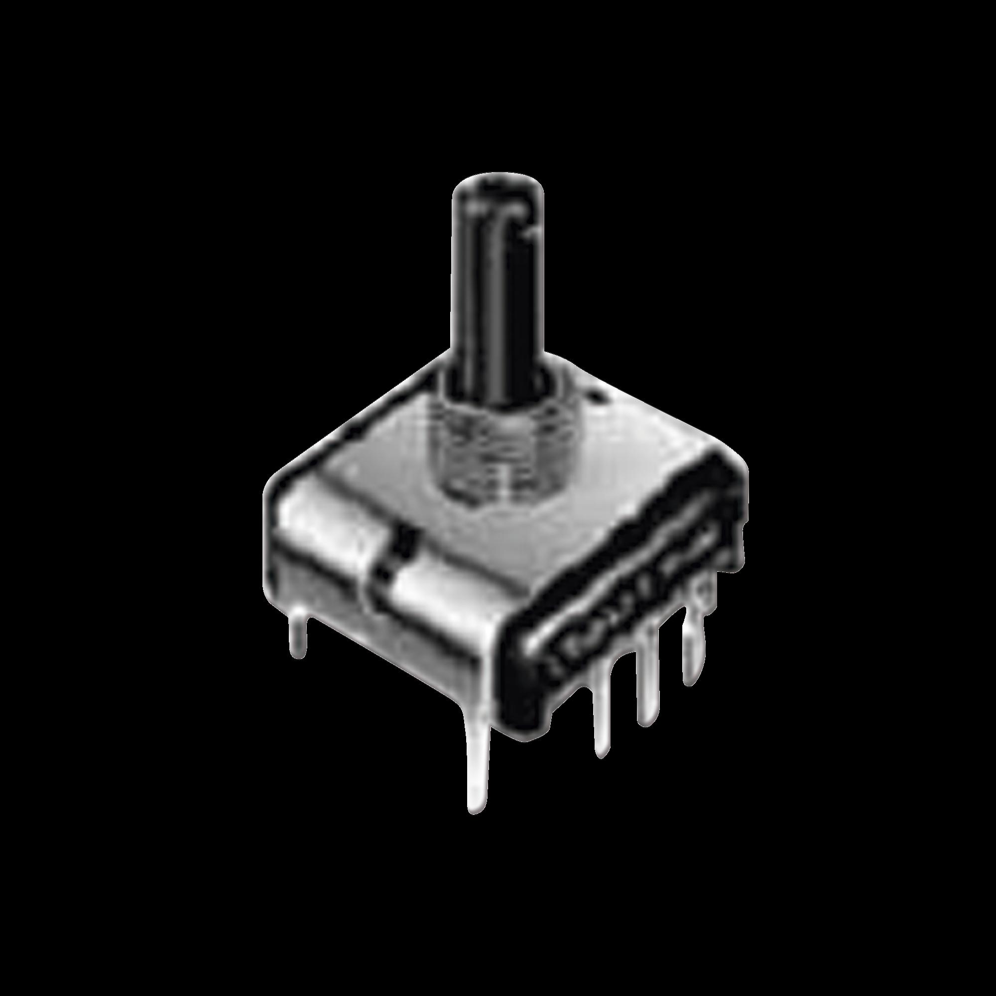 Potenciometro Cuadrado, 5 k Ohm, 0.75 Watt, para montaje en panel del Monitor de Servicio Ramsey COM-3.