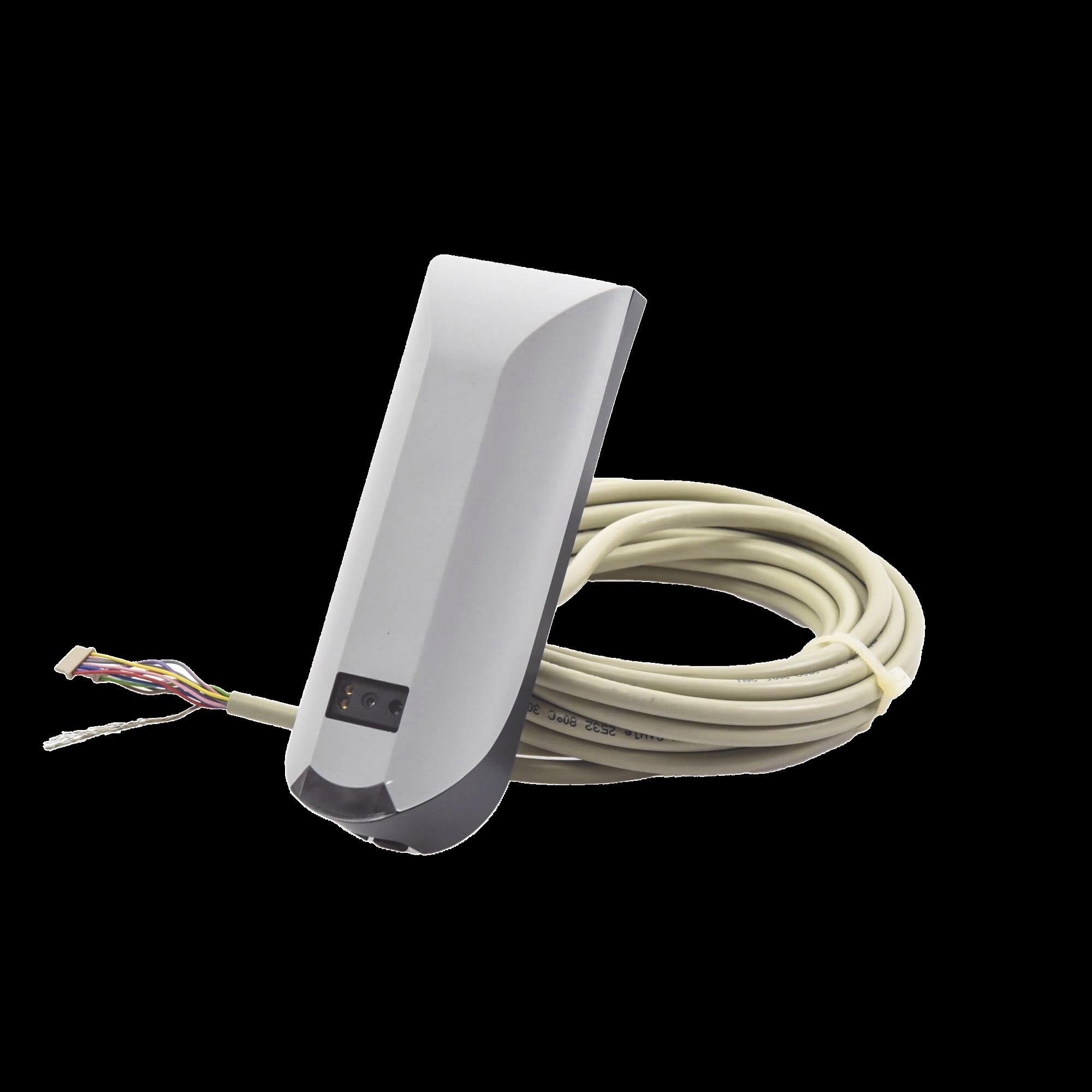 Lector de codigos QR / tarjetas convencionales y tarjetas virtuales via BLUETOOTH y NFC / Administracion en la NUBE / Salida WIEGAND compatible con cualquier panel de acceso /NVITE