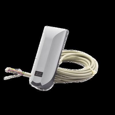 Lector de códigos QR / tarjetas convencionales y tarjetas virtuales via BLUETOOTH y NFC / Administración en la NUBE / Salida WIEGAND compatible con cualquier panel de acceso /NVITE
