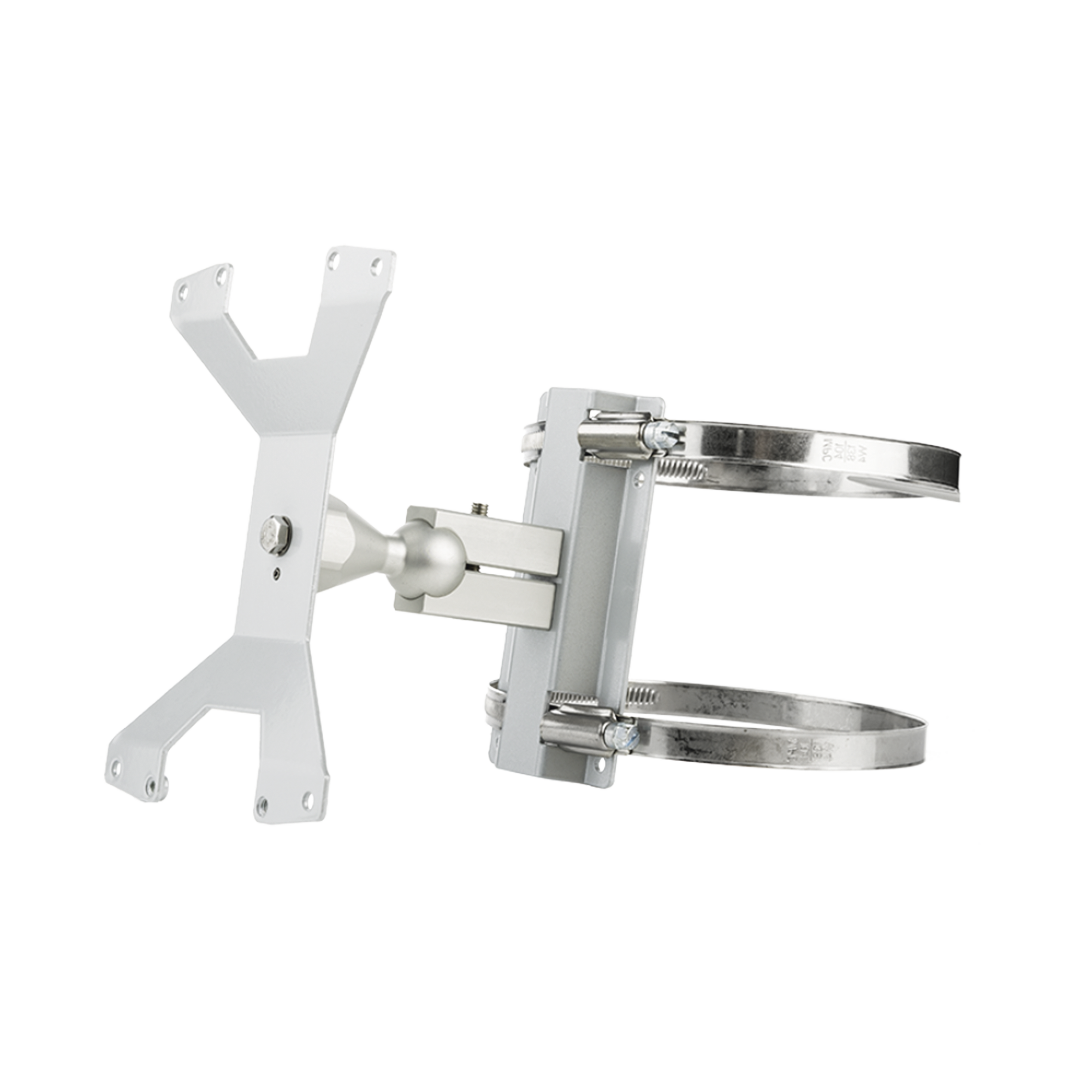 kit de montaje en poste, compatible con lectores Upass o TRANSIT Entry