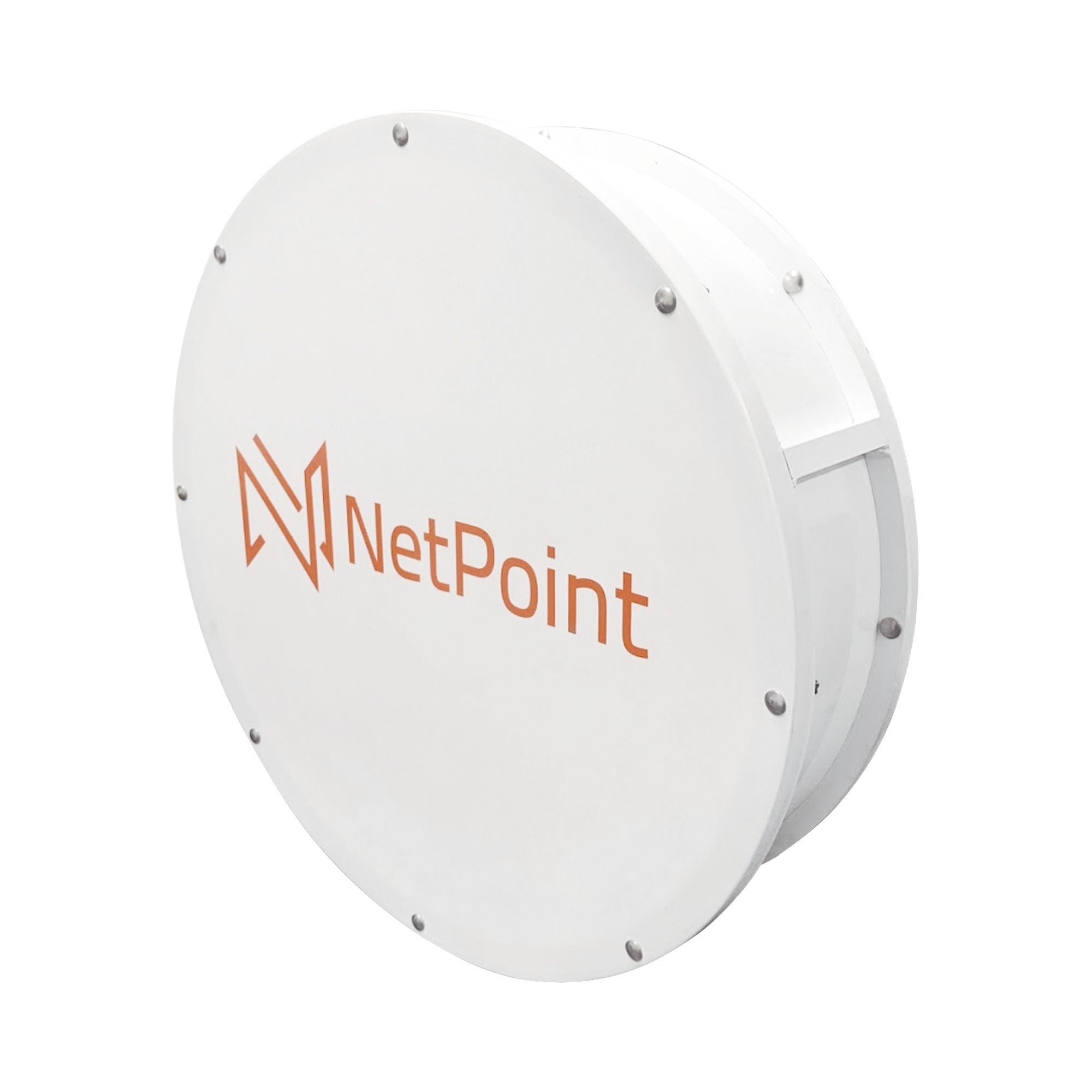 Radomo aislante para alta inmunidad al ruido, reduce interferencia de lóbulos laterales, compatible con antenas NP3