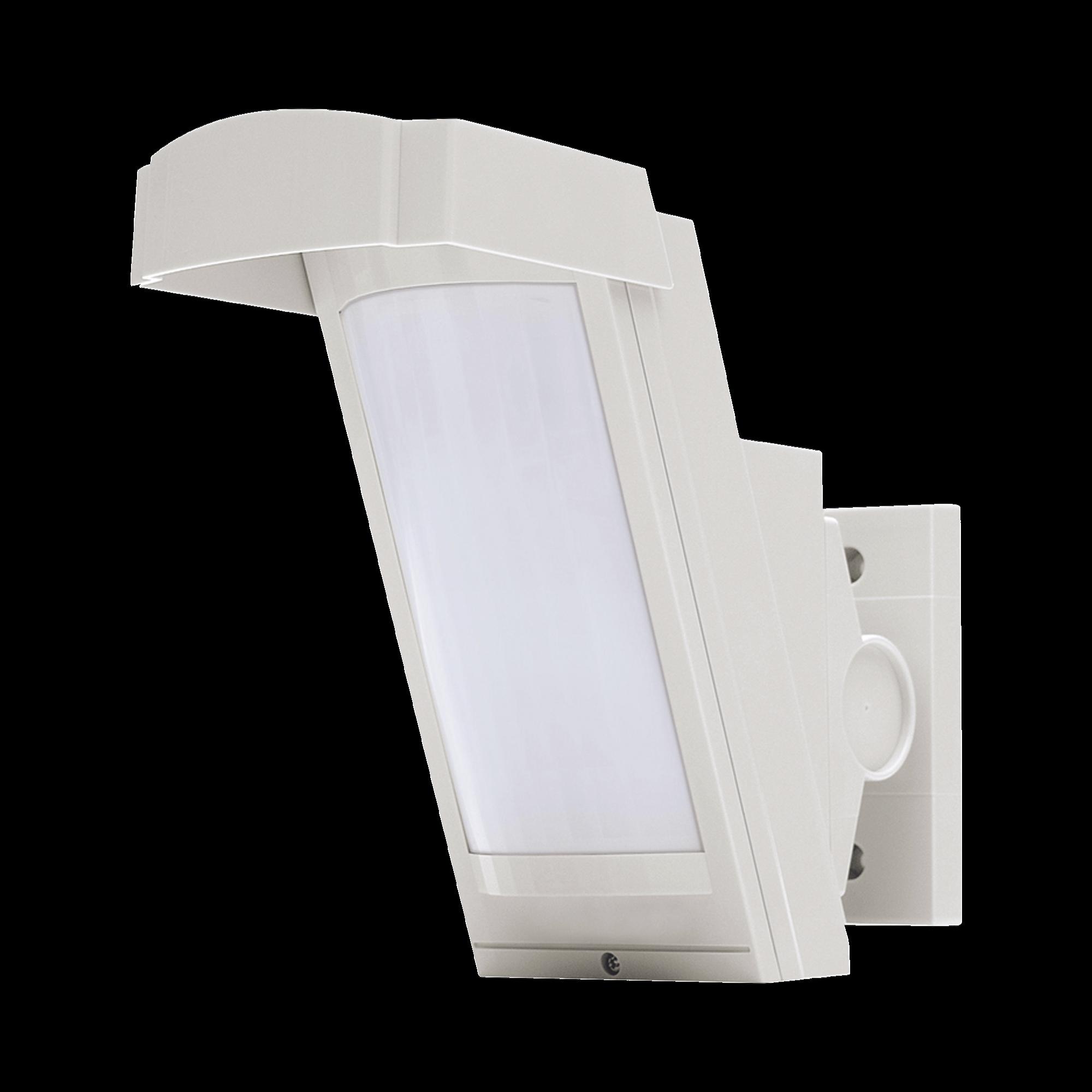 Detector de Movimiento / 100% Exterior /  Cableado / Hasta 12 metros a 85? de cobertura/ Instalación a 3 metros / Compatible con cualquier panel de alarma