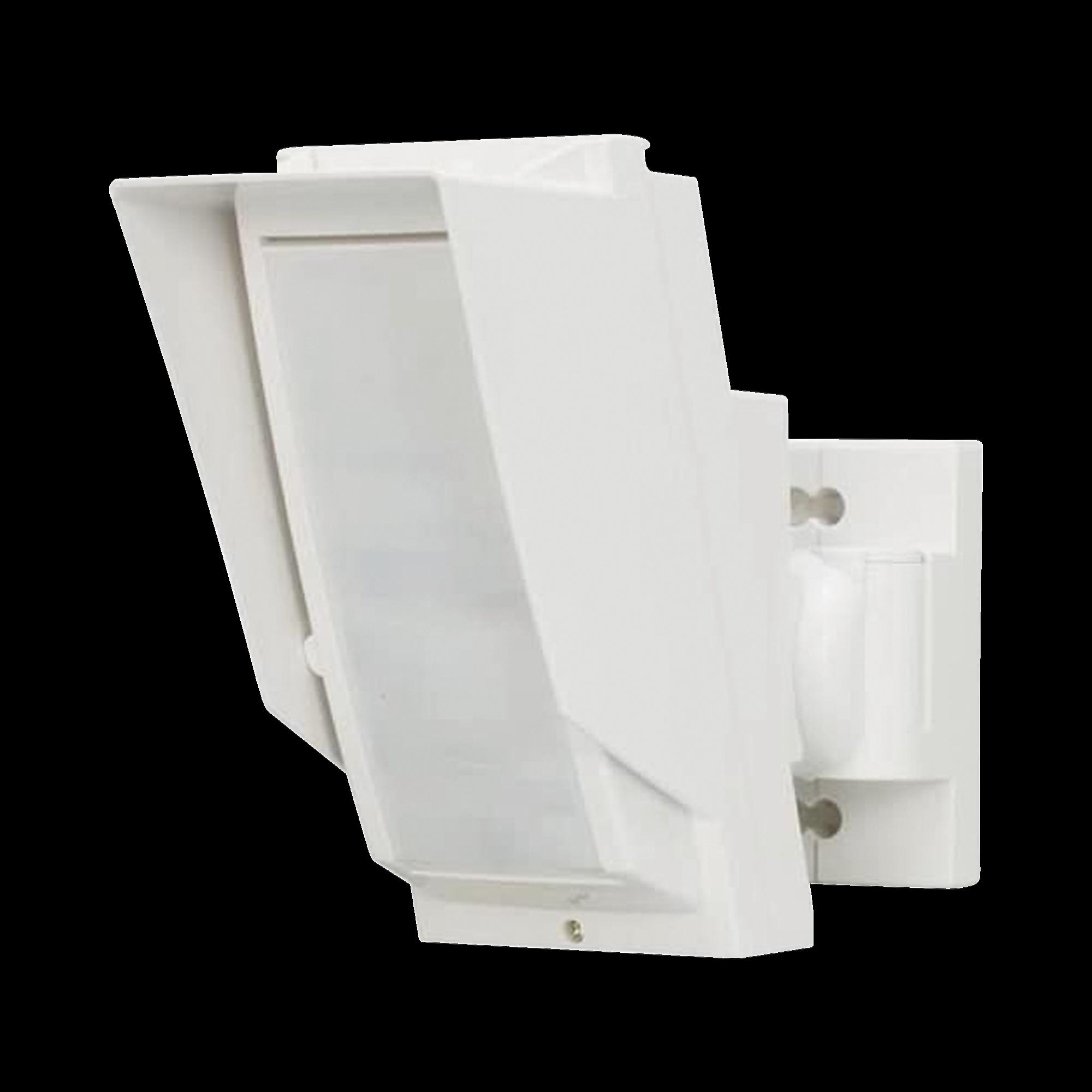 Detector de Movimiento / 100% Exterior /  Inalambrico (Alimentacion) / Hasta 24 metros / Instalación a 3 metros / Compatible con cualquier panel de alarma