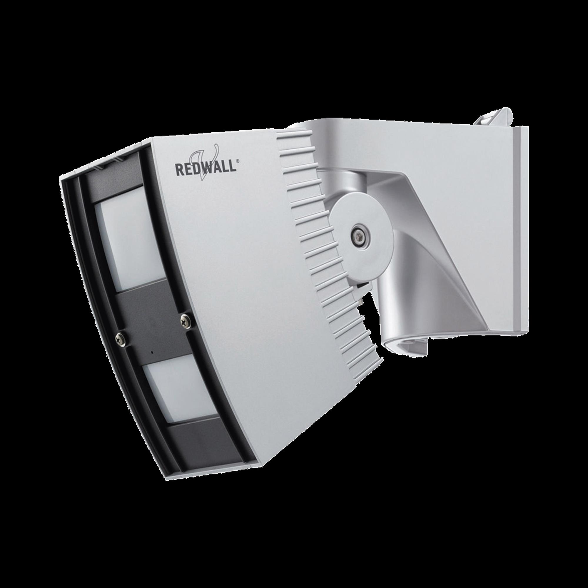 Detector de Movimiento Pasivo / Perimetral / Largo alcance (40x 4m)/ Función Antimascaramiento y Antirotacion