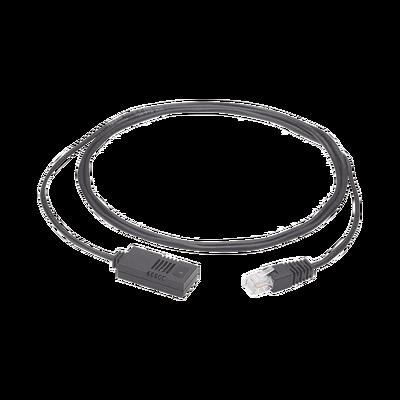 Sensor de Monitoreo Ambiental de Temperatura, Para Gabinetes de Telecomunicaciones o Centros de Datos, Compatible con PDU's G5 SmartZone de Panduit, Con Cable de 2 Metros