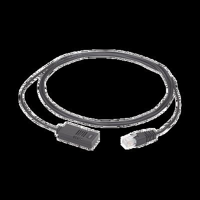 Sensor de Monitoreo Ambiental de Temperatura y Humedad, Para Gabinetes de Telecomunicaciones o Centros de Datos, Compatible con PDU's G5 SmartZone de Panduit, Con Cable de 2 Metros