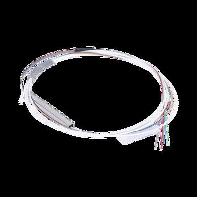 Divisor Óptico (Splitter) Tipo PLC, de 1x8, Sin Conectores