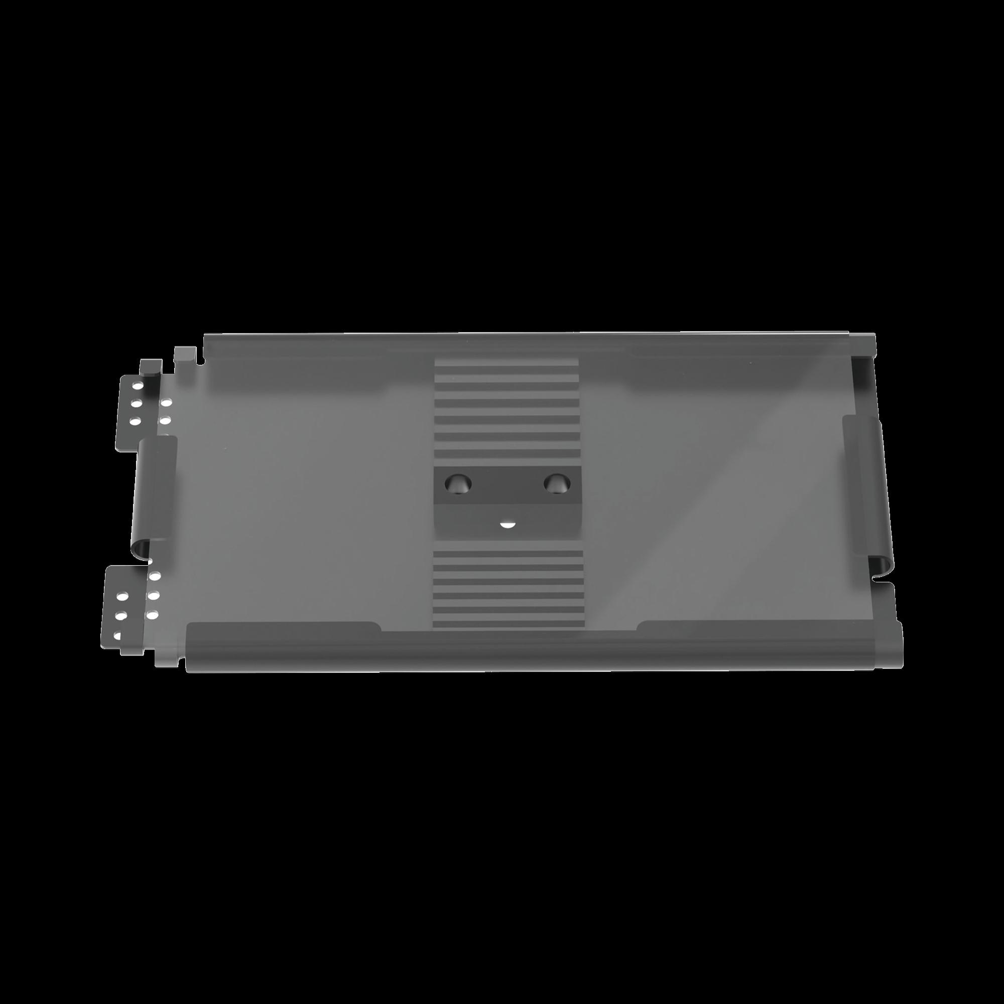 Charola de Empalme para Fibra óptica, Para Protección de 12 Empalmes de Fusión o Mecánicos, Compatible con los Paneles FMT, FWME4 y FWME8