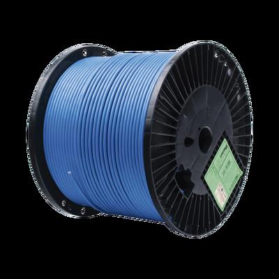 Bobina de Cable UTP de 4 Pares, Vari-MaTriX, Cat6A, 23 AWG, CMP (Plenum), Color Azul, 305m