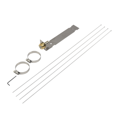 """Kit para convertir antenas móviles VHF y UHF en antenas base,para instalación en montaje de 3/4"""" (NMO) , 132-512 MHz, 250 W"""