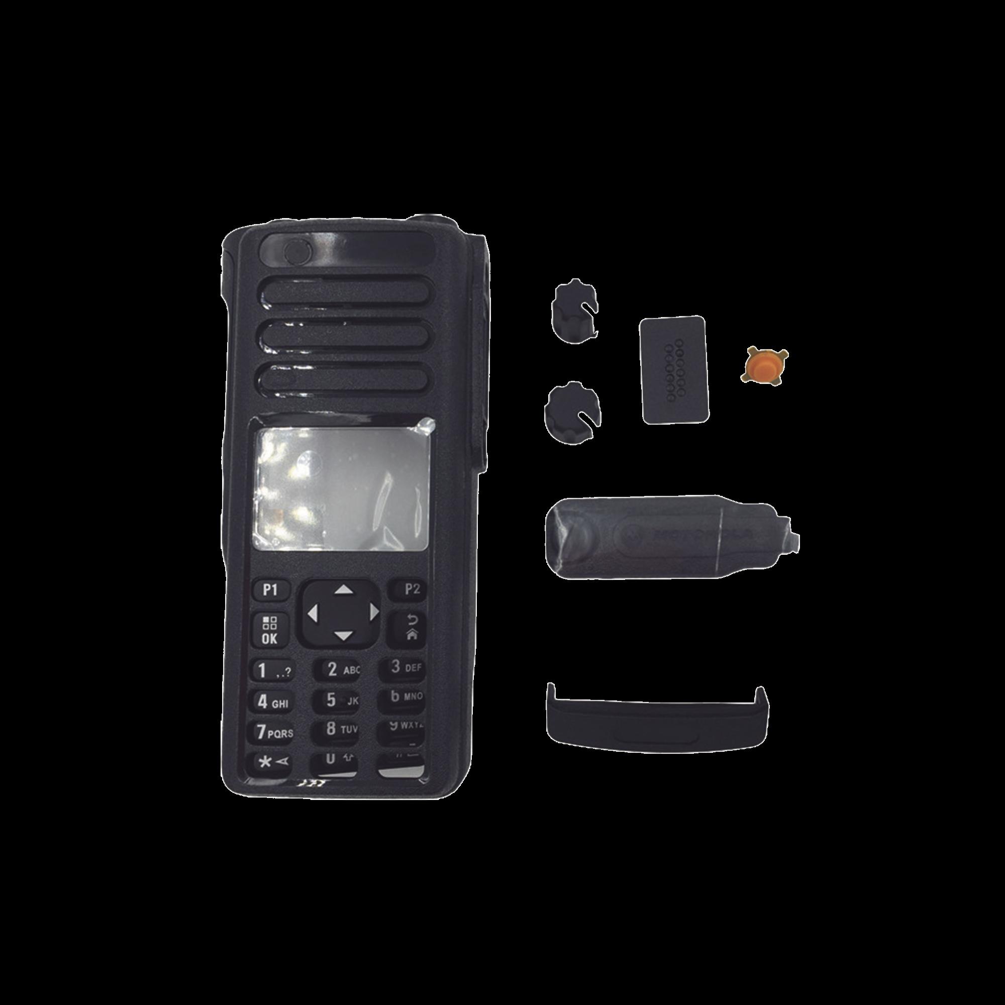 Carcasa de plástico para Radio Motorola DGP8550