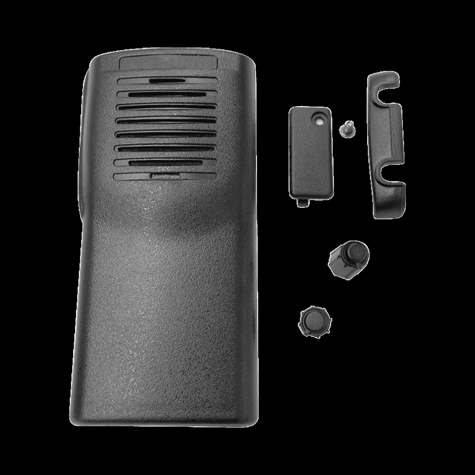 Carcasa de plástico para Radio Kenwood TK2102/Incluye Accesorios