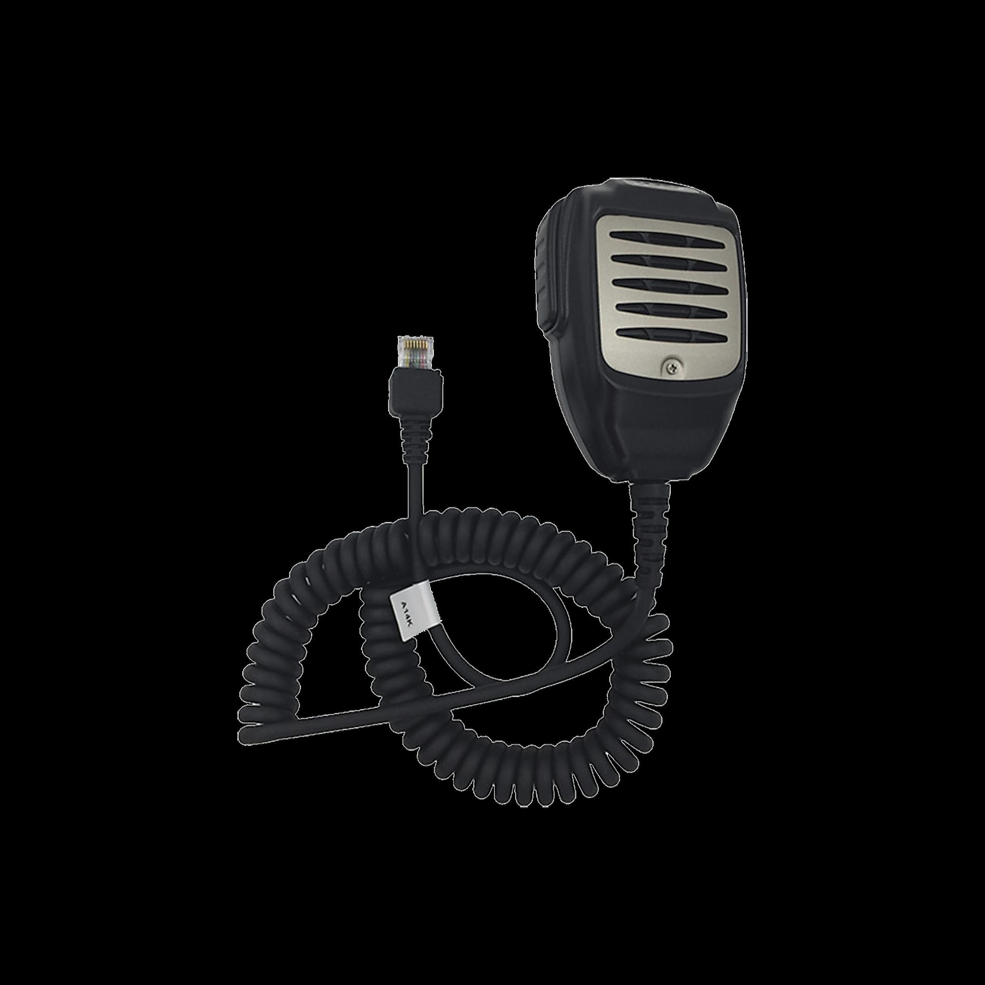 Micrófono para radio movil con conector de 8 pines para HYT TM600/ TM800