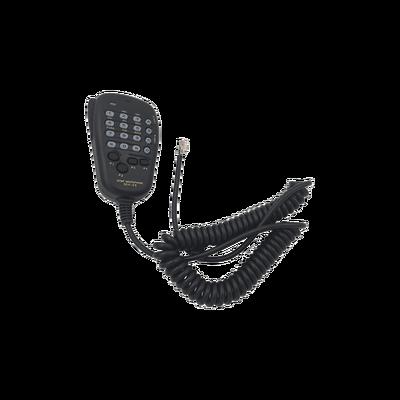 Micrófono para radio movil con conector RJ-45 de 6 pines para YAESU FT-7800R FT8800, FT8900R