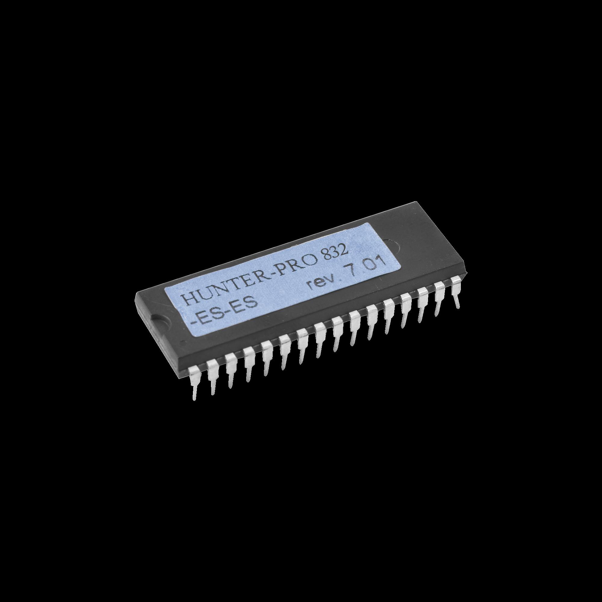 Chip de Actualización para HUNTERPRO83 con uso de App Wifi PIMAlink2.0