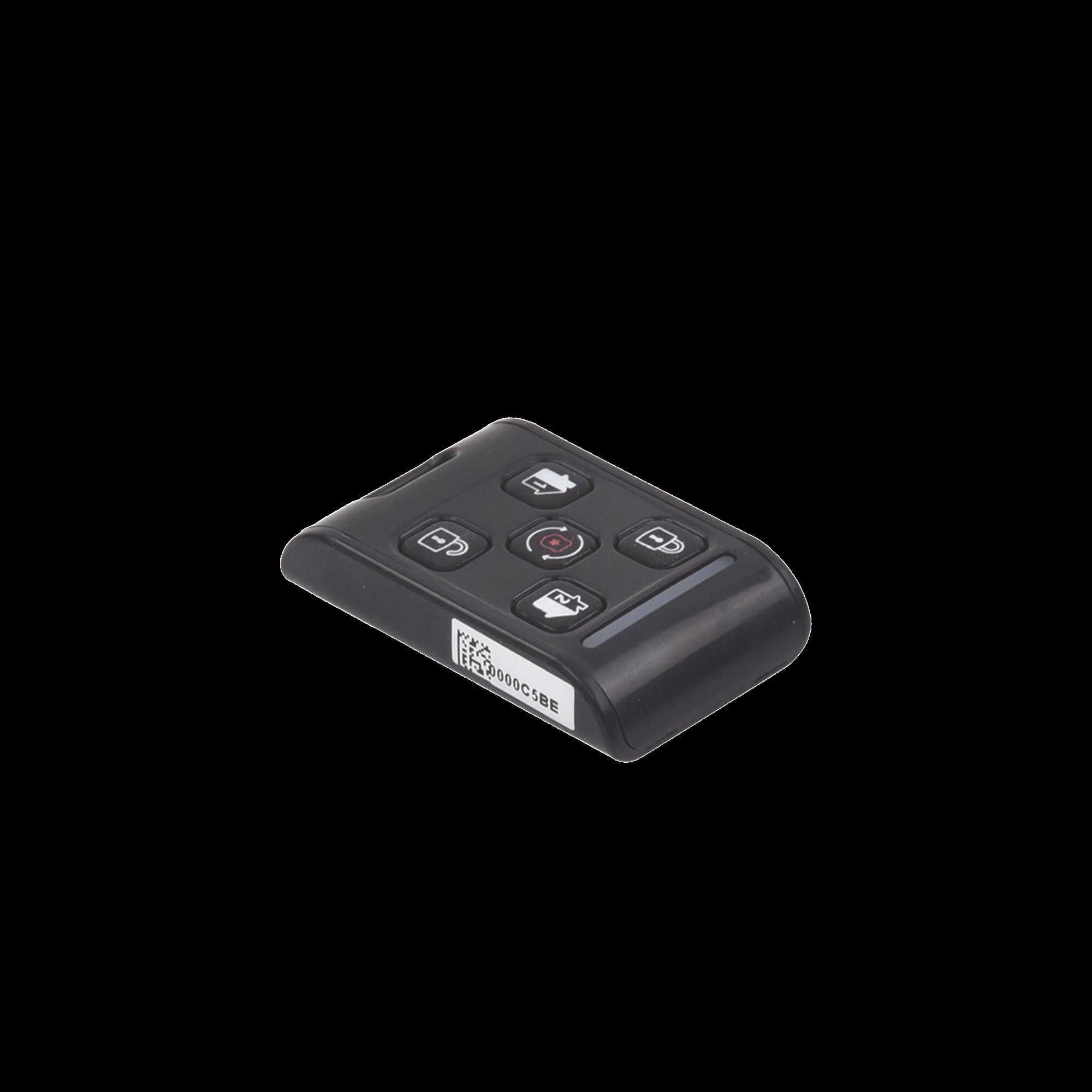 Control Remoto Inalámbrico  4 botones tipo llavero, compatible con panel PIMA