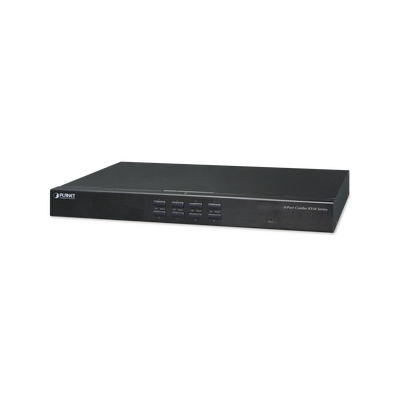 Switch para Monitor KVM de 8 puertos VGA