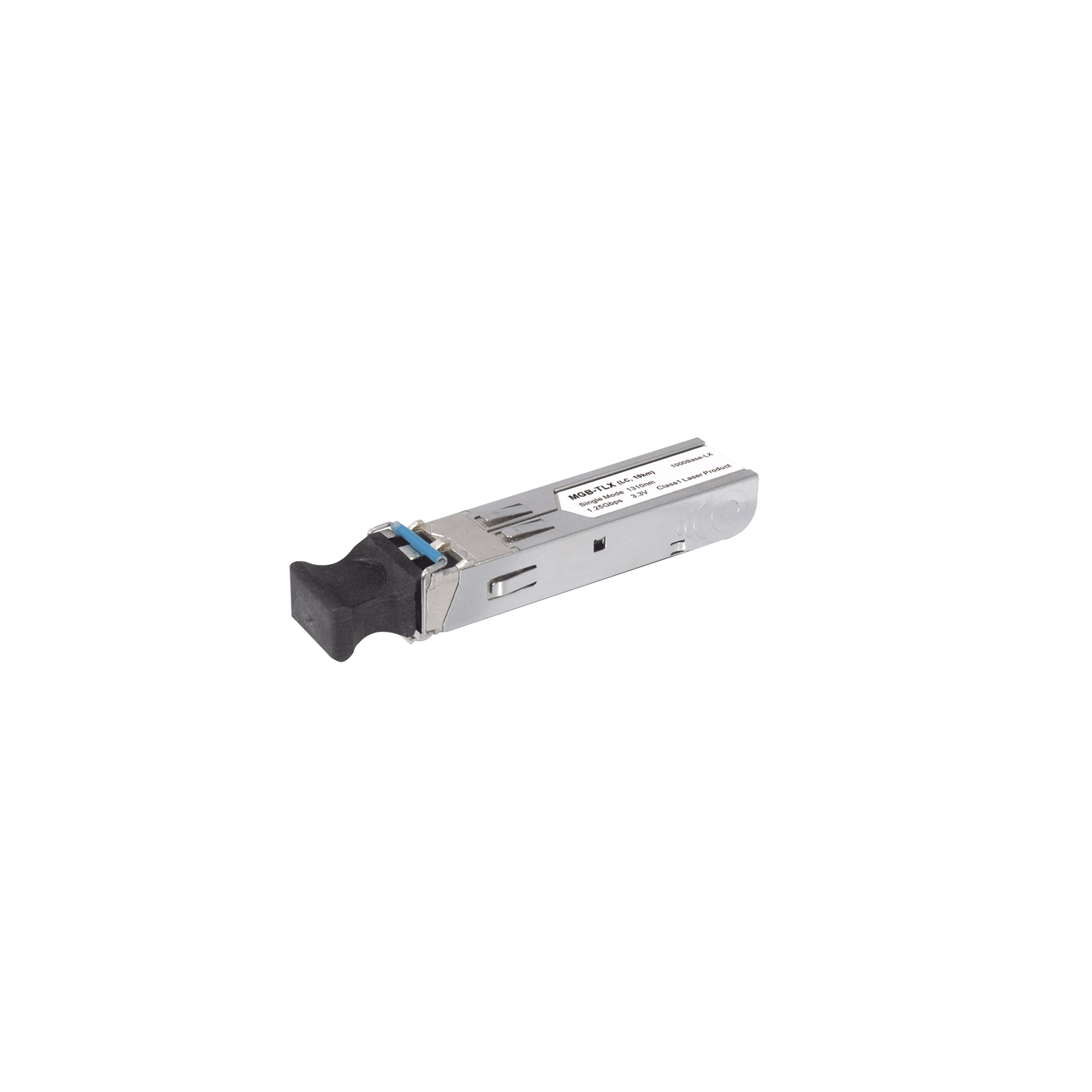Transceptor mini-GBIC SFP 1G LC Duplex para fibra multimodo 2 Km