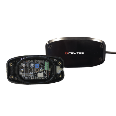 Sensor Inteligente Universal / Anti-trepa de intrusos / Para muros, mallas ciclonicas, rejas, paredes, andamios, etc / Sin falsas alarmas /Protección de 5 metros de diámetro / Integración con cualquier panel de alarma / Cableado