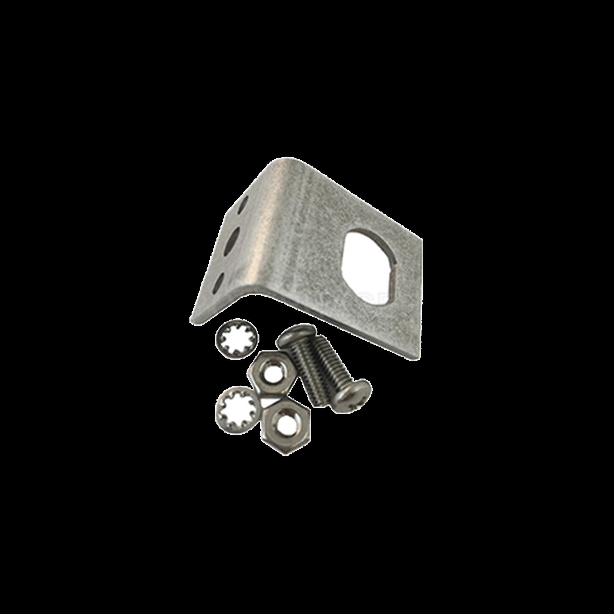 Kit Adaptador de Brida a Mamparo Para Protectores Con Conector Tipo N