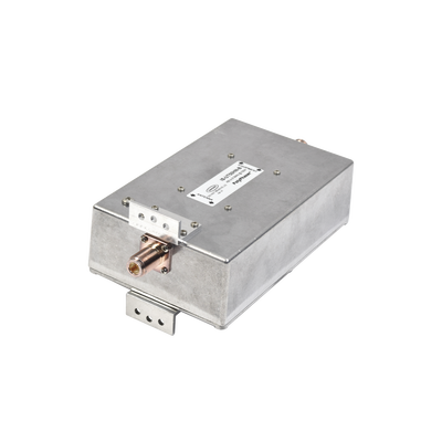Protector Combinador UHF, para uso en bandas de 340 MHz a 512 MHz