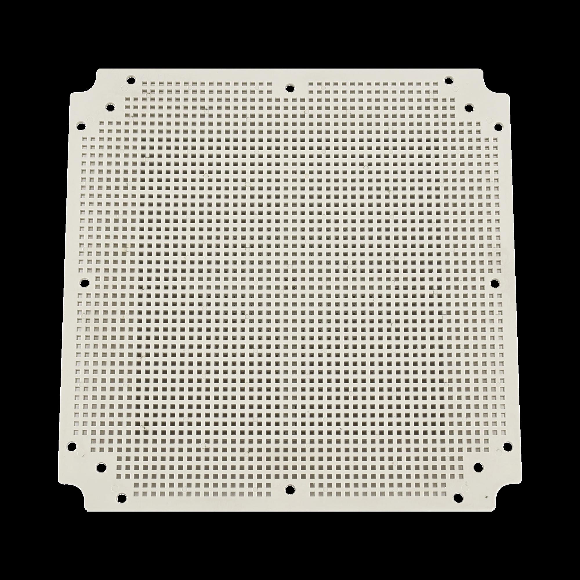 Placa Interna de Plastico para Gabinetes PST-3030-18E Y PST-3030-18ET.