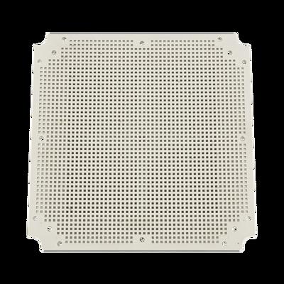 Placa Interna de Plástico para Gabinetes PST-3030-18E.