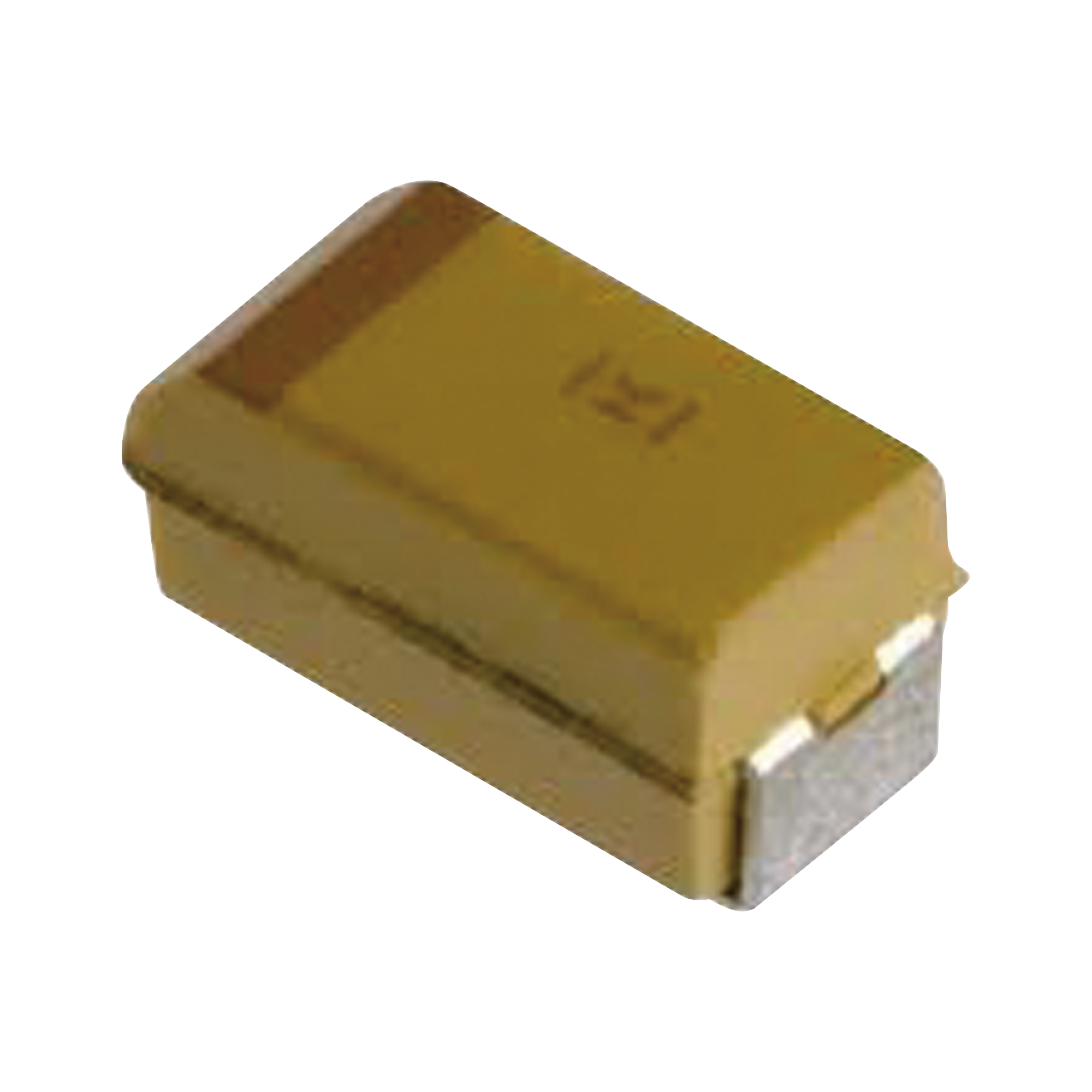 Capacitor de Tantalio tipo SMD de 10 uFd para C28, C29 y C48 del Monitor COM-3010.