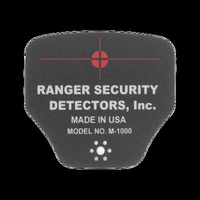 Sticker para Detector RANGER1000.
