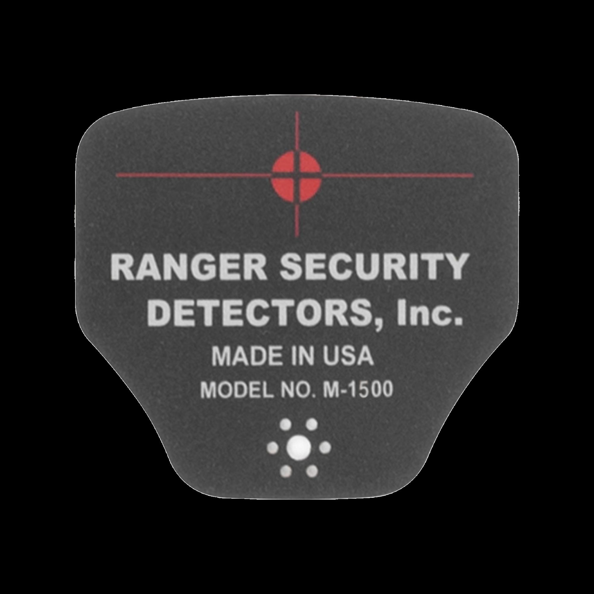 Sticker para Detector RANGER1500.