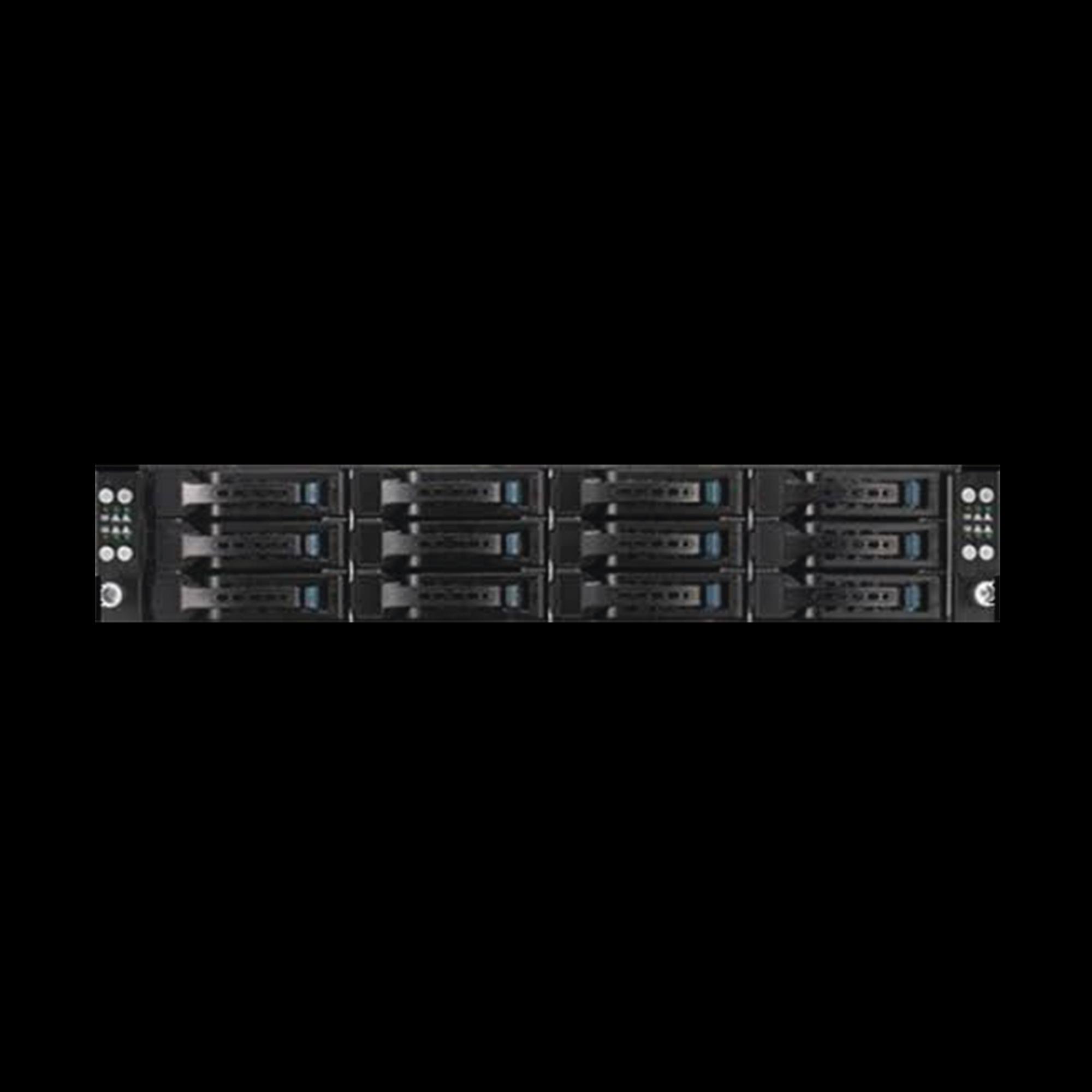 Servidor de Administracion / fuente de poder redundante / Con 4 nodos (Doble Intel Xeon / Doble disco de estado solido 120GB / 3GBE / 16GB RAM)