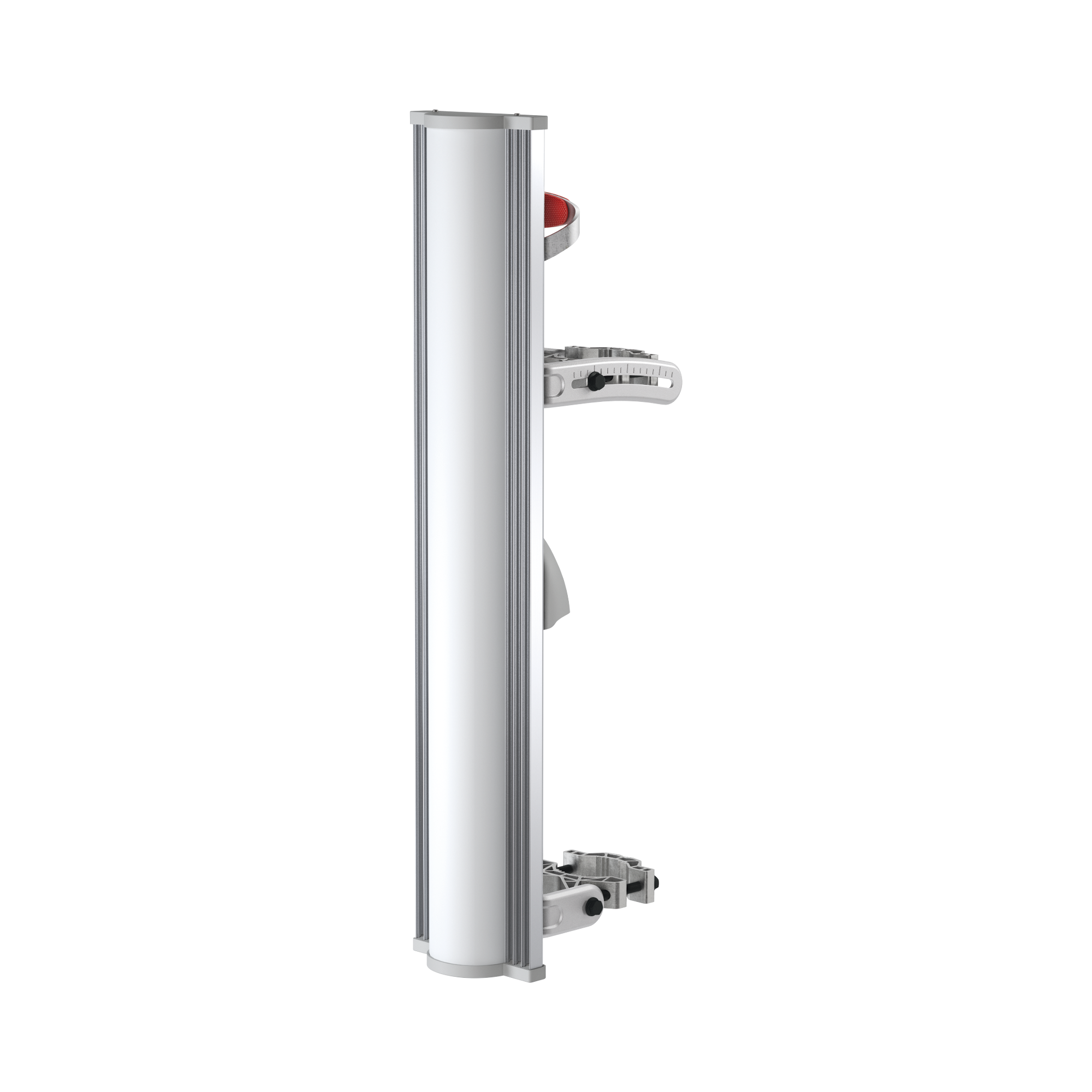 Antena sectorial de 100 grados, 20 dBi, 5150-5850 MHz , desempeño Carrier Class, integra BackShield para evitar lóbulos laterales