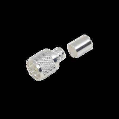 Conector UHF macho (PL-259) de anillo plegable para RG-8, BELDEN 8237, RG-213/U, 8267.