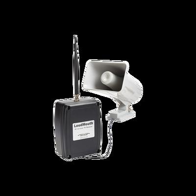 Sistema de Voceo Inalámbrico Vía Radio VHF 150-165 MHz