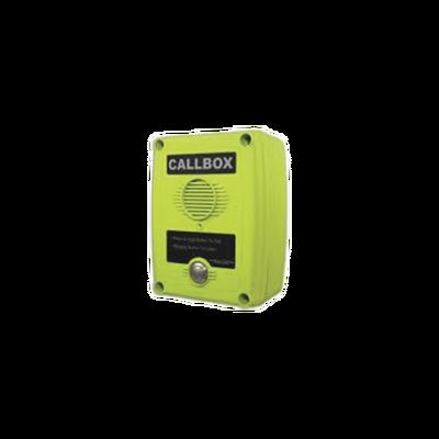 Callbox Digital DMR, Intercomunicador  Vía Radio  UHF 450-470MHZ, en Color Verde