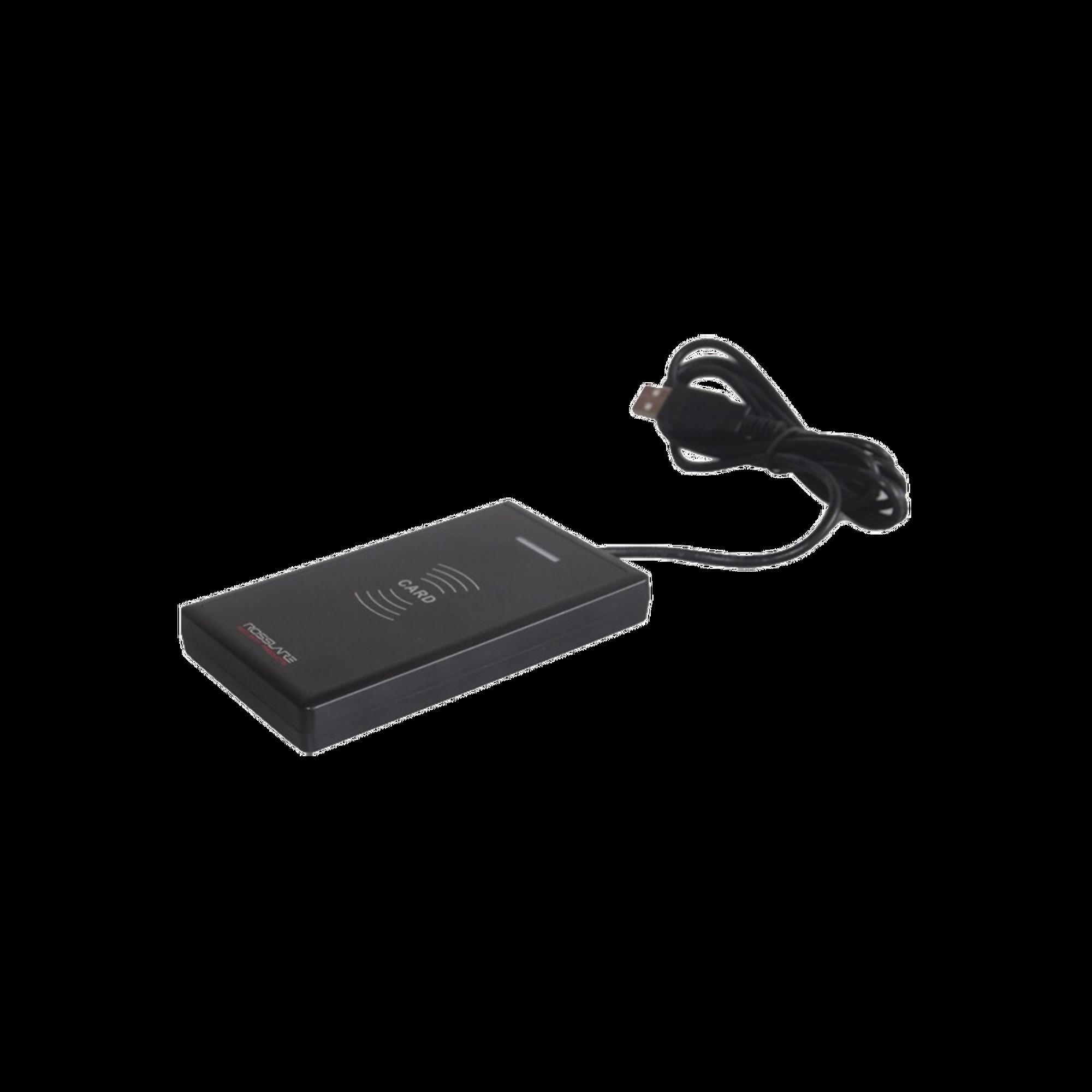 Lector Enrolador de Escritorio para tarjetas UHF (900]Mhz) EPCGEN 2