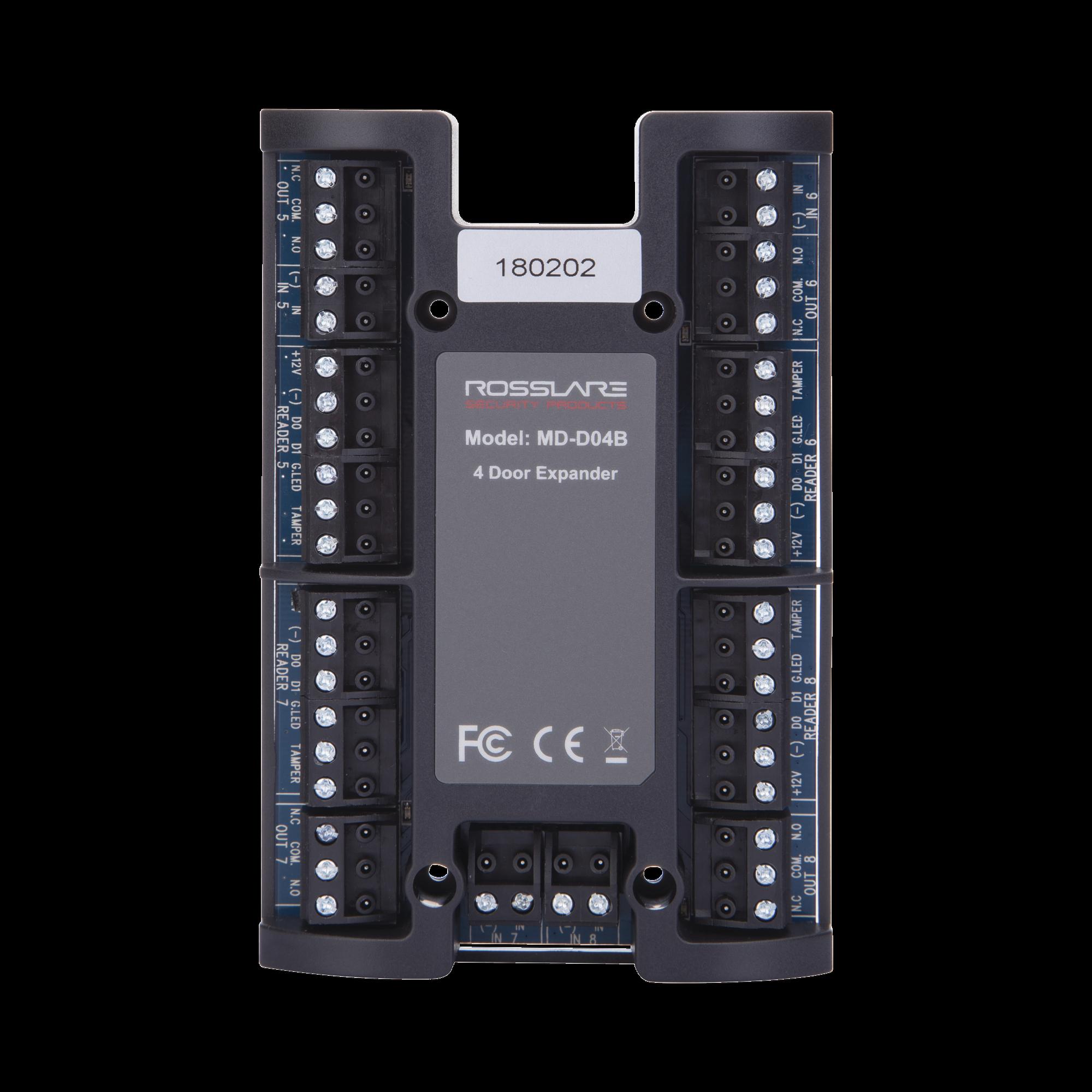 Modulo Expansor de 4 Lectoras / Para Panel AC-425IP-BU