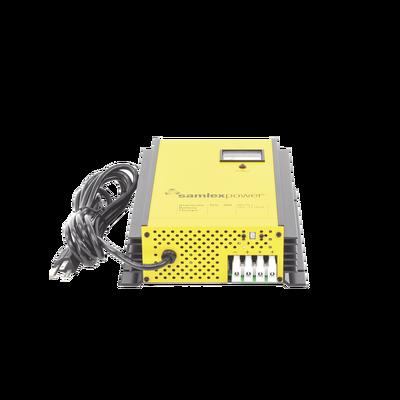 Cargador de Baterías de Plomo Ácido 12 Volts, 30 A con Función de Respaldo de Energía en CD