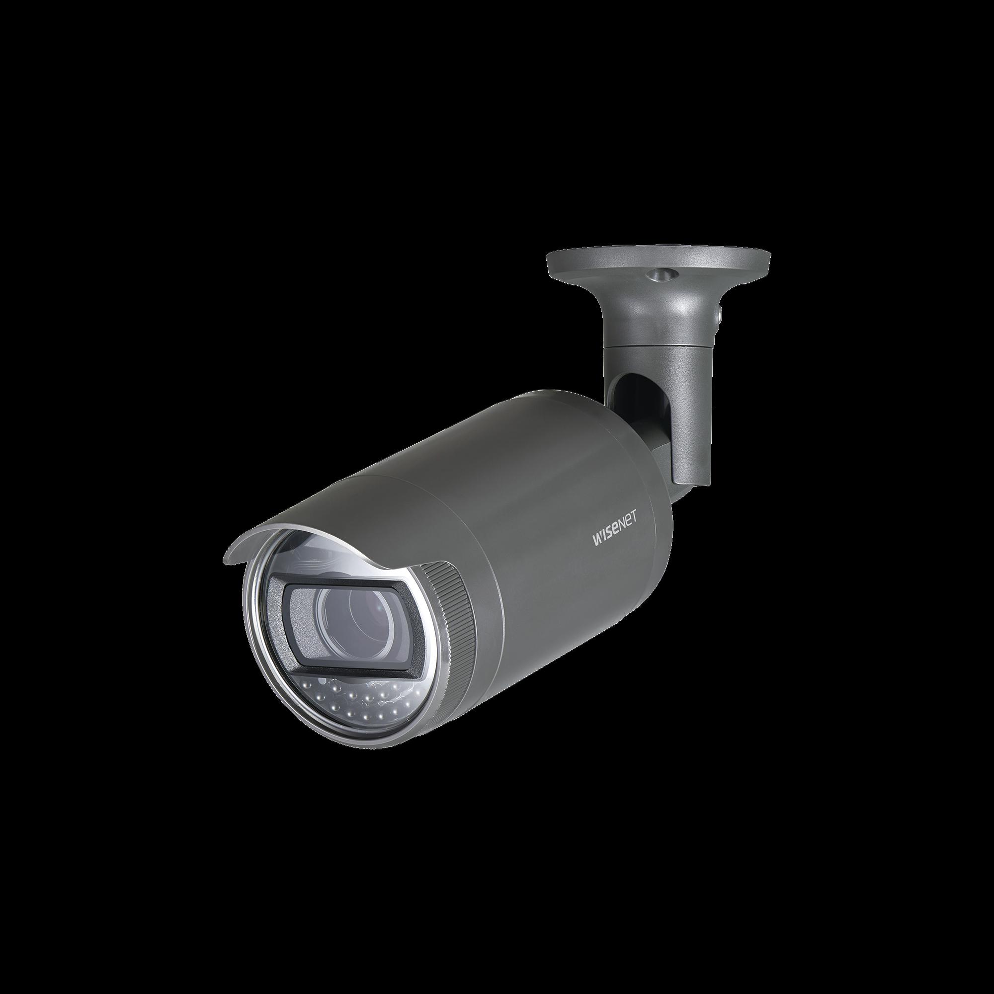 Cámara IP Tipo Bala Exterior 2 Megapíxel / Lente Varifocal 3.2 - 10mm / IR 30M / WDR 120db / IP66
