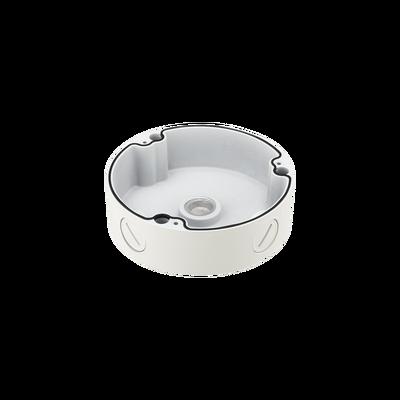 Caja De Conexión Para Domo Antivandálico (QNV-7080R QNV-6070R HCV-6070R/6080R XNP-6040H)
