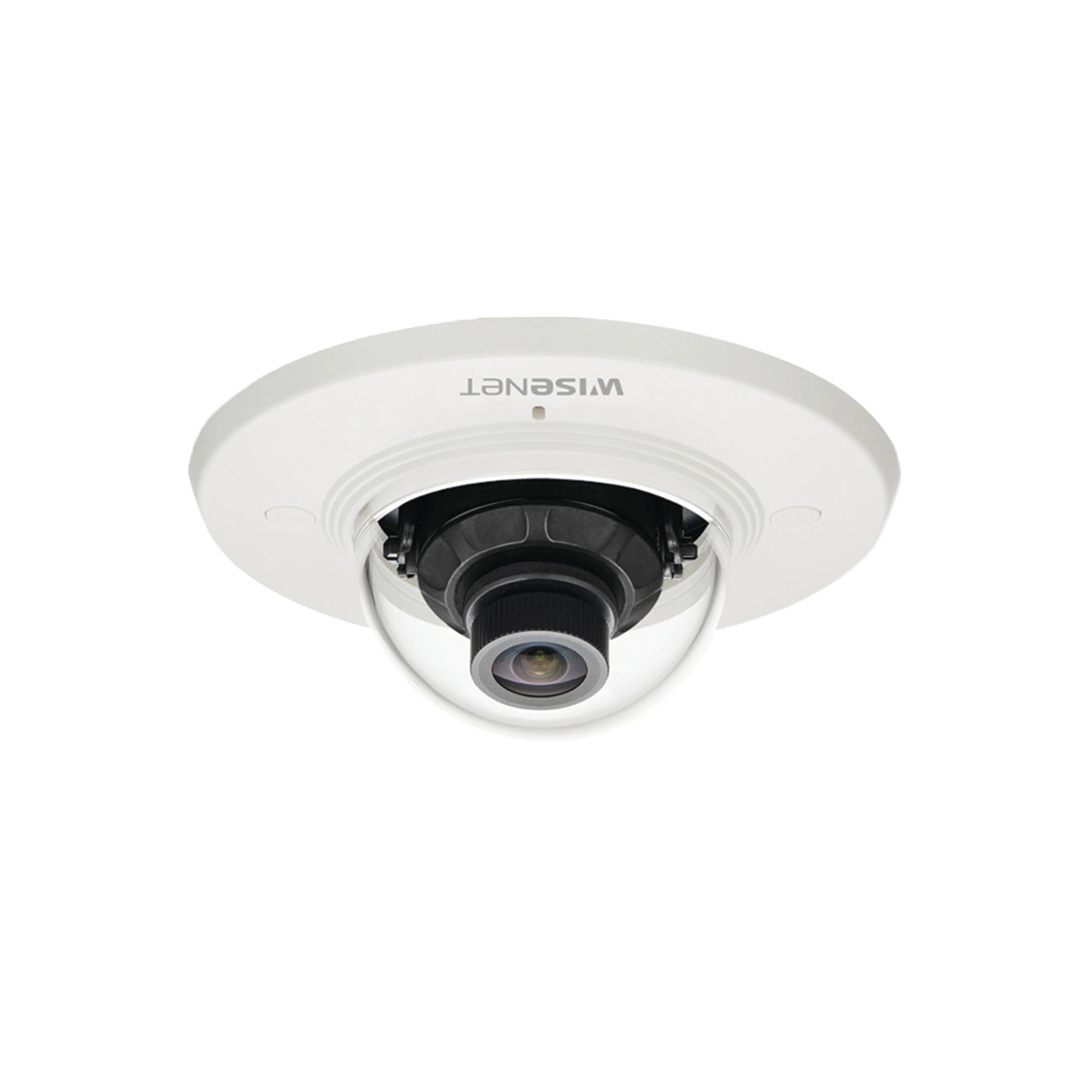 Cámara IP Tipo Domo Interior para Plafon 5MP / Lente 3.7mm / WDR 120db / H.265 & WiseStream