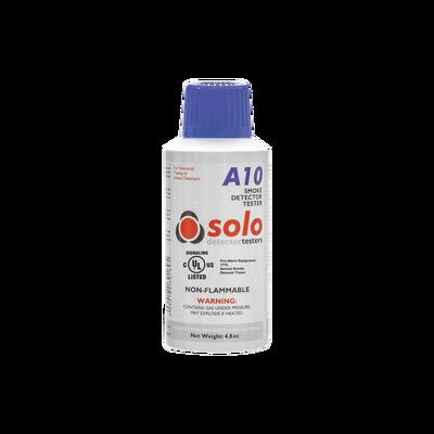 Lata con 4.8 Onzas de Aerosol Probador Para Detectores De Humo, para Usarse con SOLO-330 y SOLO-332