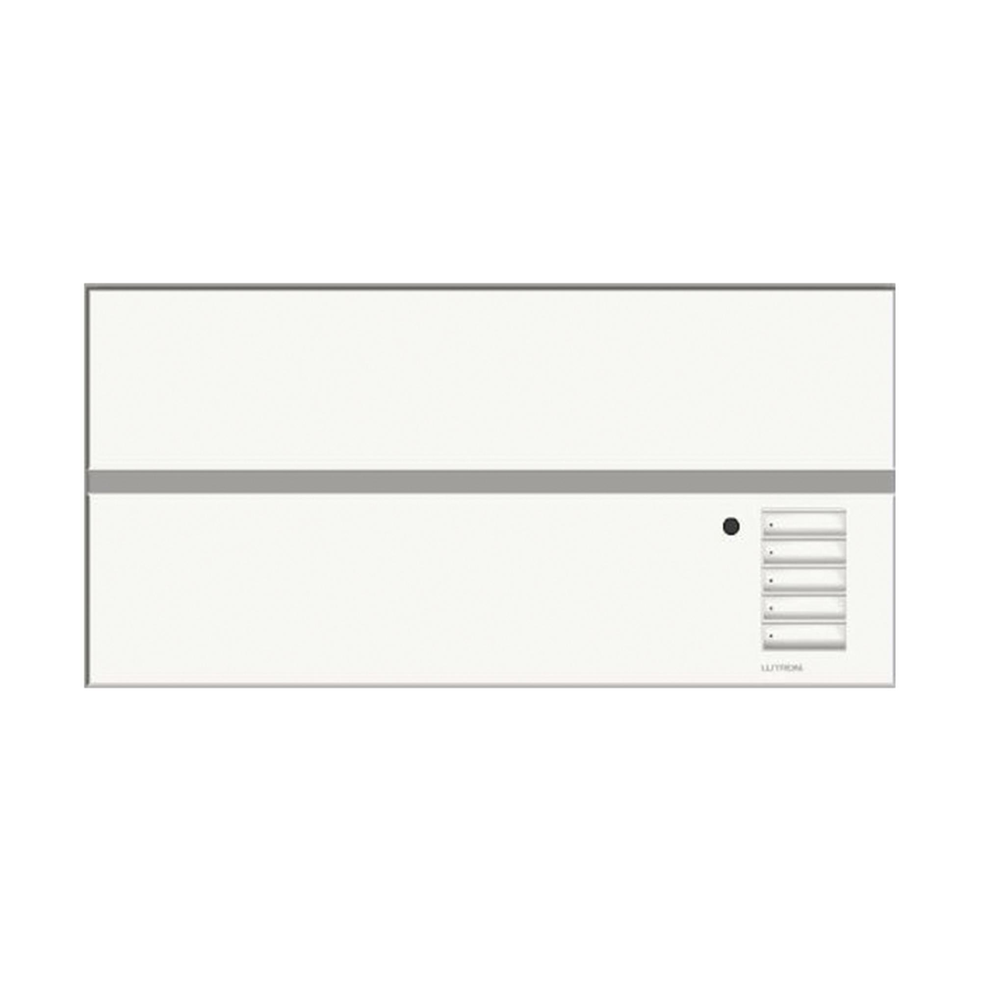 Grafik Eye Qs Unidad de control para 6 zonas. control de múltiples grupos de luminarias o cortinas. Integrelo con un RRMAIN o independiente.