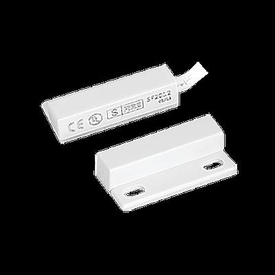 Contacto magnético/Uso en puertas y ventanas/ Ultra pequeño con 30cm de cable/ GAP de 33mm