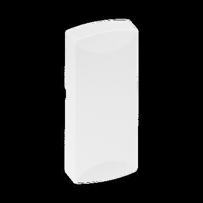 SENSOR + TRANSMISOR 1 ZONA / Convierta OTROS Sensores a Inalámbricos / Puerta y ventana con entrada para zona cableada