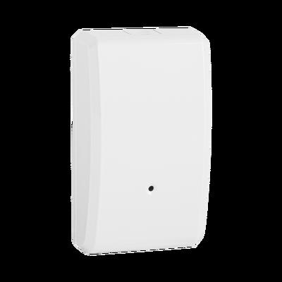Sensor 3 en 1  (Impacto, apertura y zona externa)/Tres números de serie independientes para informes únicos