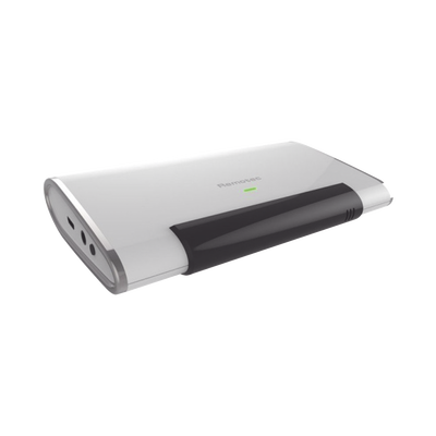 Controlador IR con señal inalambrica Z-WAVE para clima AC. Trabaja con un HUB controlador principal modelo HC7.