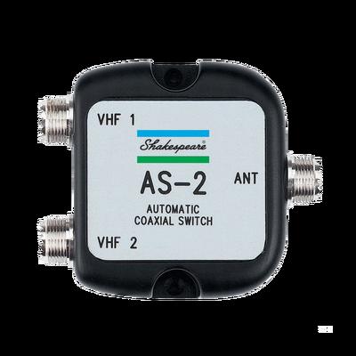 Switch automático para 2 radio bases y una antena